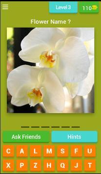 Flowers Quiz Trivia screenshot 3