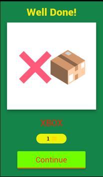 Guess The Emoji Icons screenshot 1