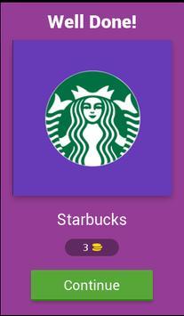 Quiz Restaurant Logos screenshot 1