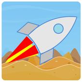 Dodge rocket icon