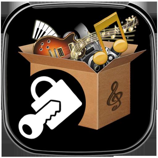Music/Audio Locker