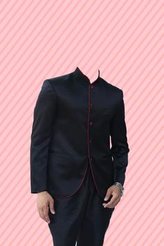 Jodhpuri Man Photo Suit apk screenshot