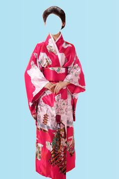 Kimono Photo Suit Maker apk screenshot