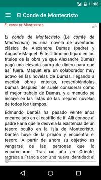 El Conde de Montecristo screenshot 1