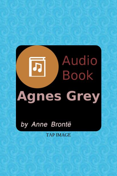 Agnes Grey Audiobook poster