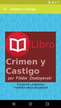Crimen y Castigo - Dostoyevski poster