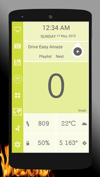 Car Home Dashboard Dock: dEasy apk screenshot