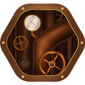 Steampunk Plumber icon