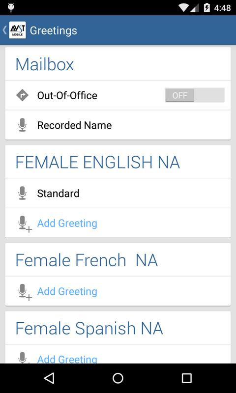android downloading female for english