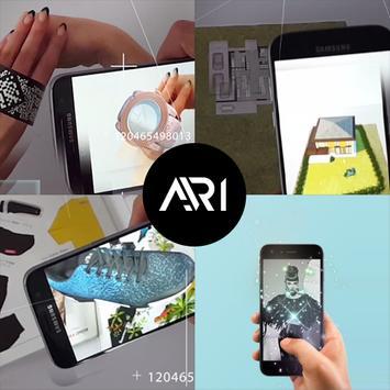 AVR1 - AR Demo poster