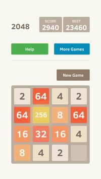 2048 Tiles apk screenshot
