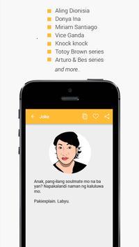 Jokes Battle - Tagalog Jokes apk screenshot