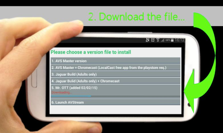 AVStream Updater FREE for Android - APK Download