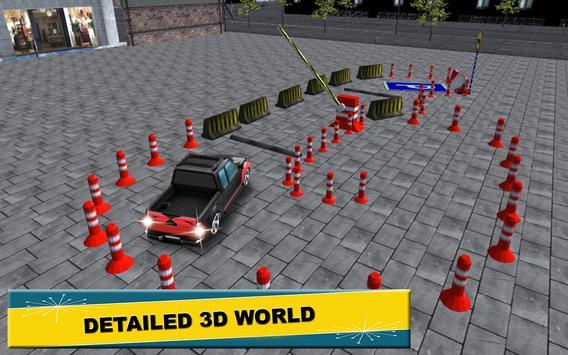 Car Parking 3D 2016 apk screenshot