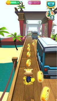 Talking Cat Subway Surf: Cute Jerry Pet Run screenshot 8