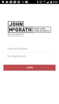 John McGrath poster