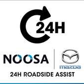 Noosa Mazda National Roadside Assist icon