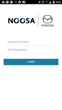 Noosa Mazda National Roadside Assist poster