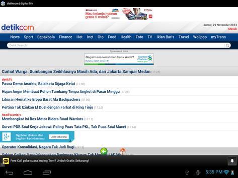 Launcher Berita Indonesia For Android Apk Download
