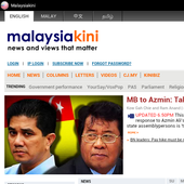 Malaysian News Launcher icon