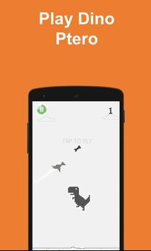 Dino Ptero poster