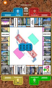Monopoli Offline Indonesia screenshot 13