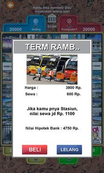 Monopoli Offline Indonesia screenshot 14