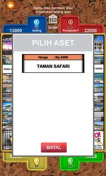 Monopoli Offline Indonesia screenshot 4