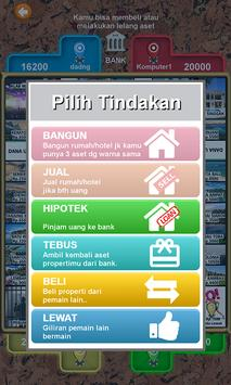 Monopoli Offline Indonesia screenshot 9