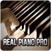 Real Piano Pro icon