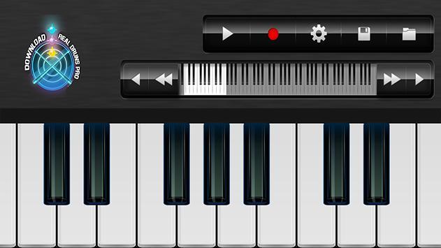 Real Piano Pro screenshot 1