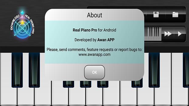 Real Piano Pro screenshot 3
