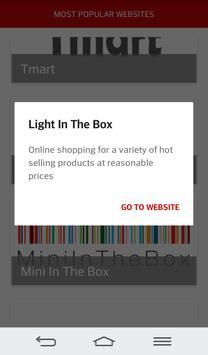 Online Shopping China screenshot 3