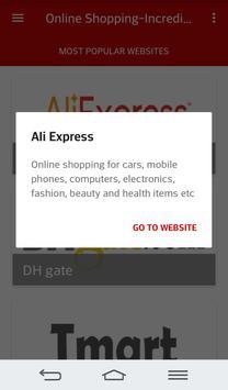 Online Shopping China screenshot 2