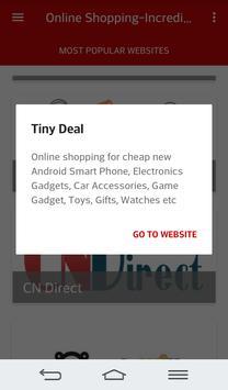 Online Shopping China screenshot 4