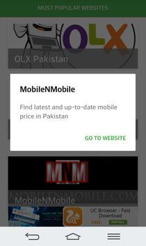 Mobile Phones in Pakistan apk screenshot