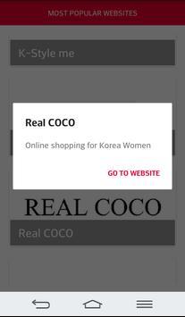 Online Shopping Korea screenshot 4