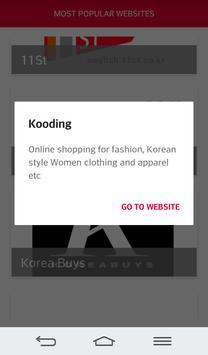 Online Shopping Korea screenshot 3