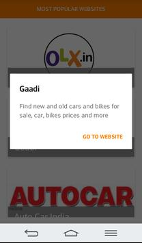Cars Prices in India screenshot 1