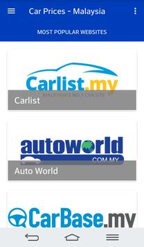Cars Malaysia - prices, models and read reviews poster
