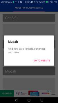 Cars Prices in Malaysia screenshot 1