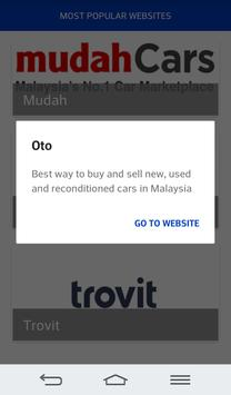 Cars Malaysia - prices, models and read reviews apk screenshot