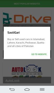 Cars Prices in Pakistan screenshot 3