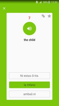 Learn Esperanto communication & Speaking Esperanto screenshot 5