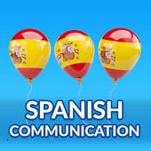 Learn Spanish communication & Speak Spanish daily icon