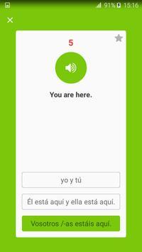 Learn Spanish communication & Speak Spanish daily screenshot 5