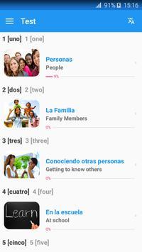 Learn Spanish communication & Speak Spanish daily screenshot 6