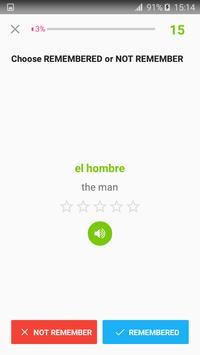 Learn Spanish communication & Speak Spanish daily screenshot 1