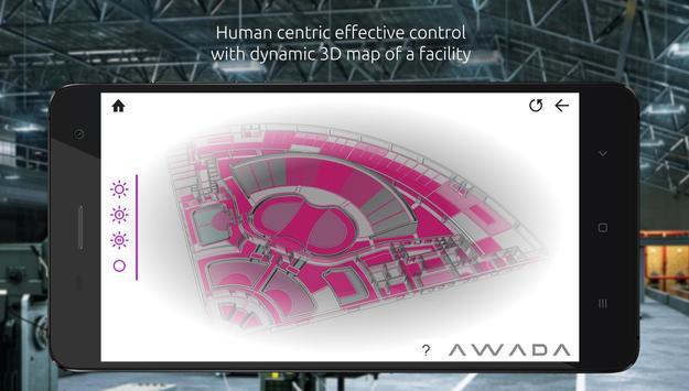 AWADA Smart Light poster