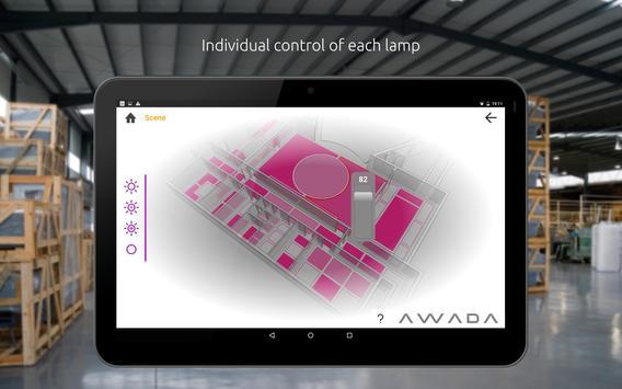 AWADA Smart Light apk screenshot